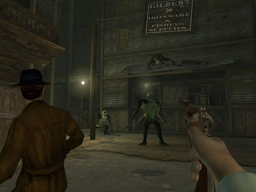 Call of Cthulhu: Dark Corners of the Earth PC Crack