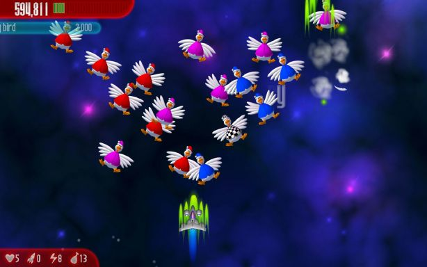 Chicken Invaders 3 Christmas Edition Torrent Download