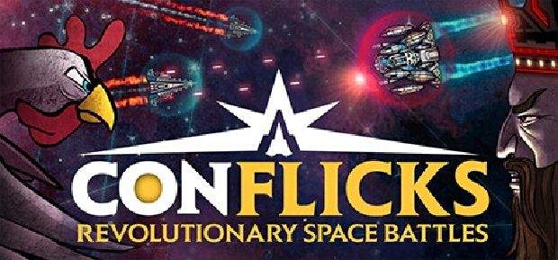 Conflicks - Revolutionary Space Battles Free Download