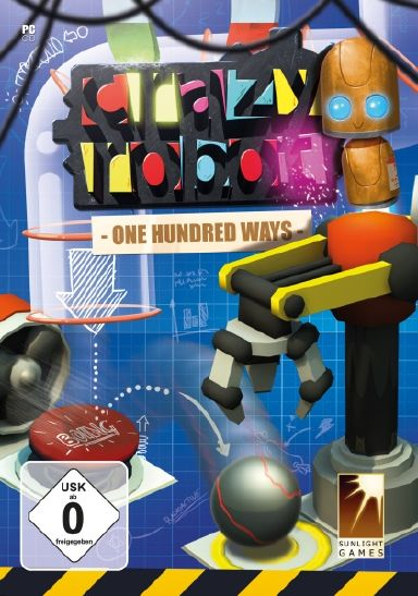 Crazy Robot One Hundred Ways Free Download