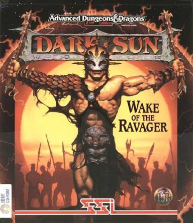 Dark Sun: Wake of the Ravager Free Download