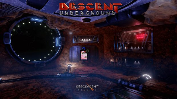 Descent: Underground PC Crack