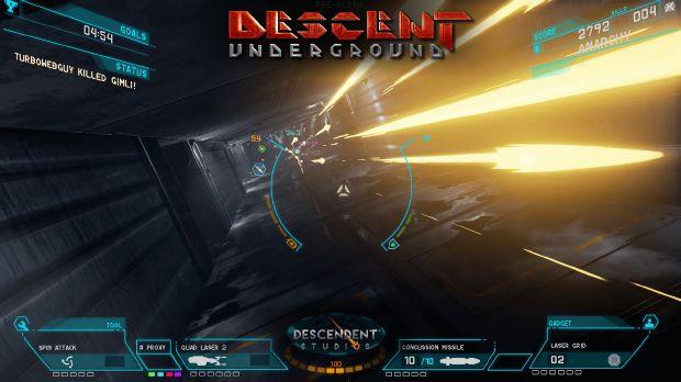 Descent: Underground Torrent Download
