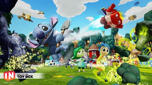 Disney Infinity 3.0: Play Without Limits PC Crack