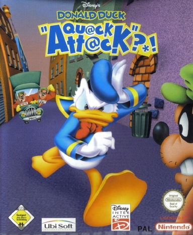 Donald Duck: Goin' Quackers Free Download « IGGGAMES