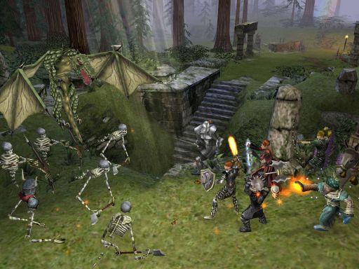 Dungeon Siege Torrent Download