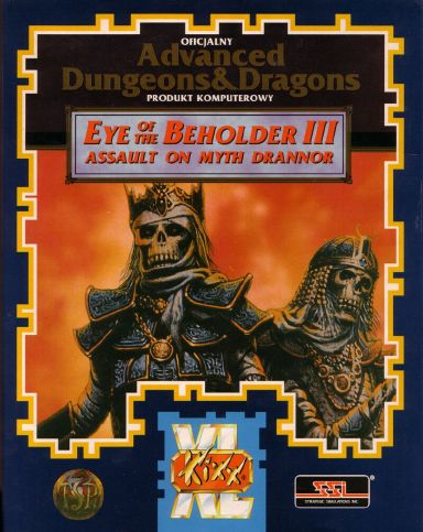 Eye of the Beholder III: Assault on Myth Drannor Free Download