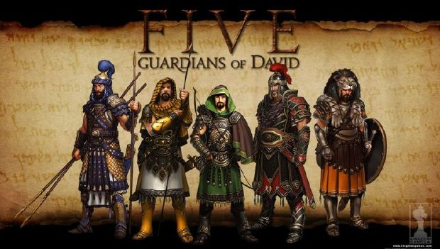 FIVE: Guardians of David Free Download