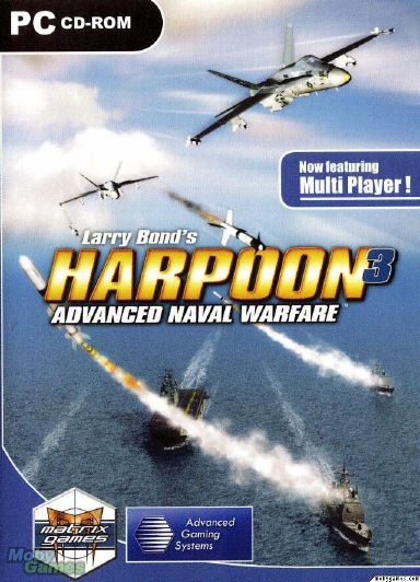 Harpoon 3 Advanced Naval Warfare Free Download