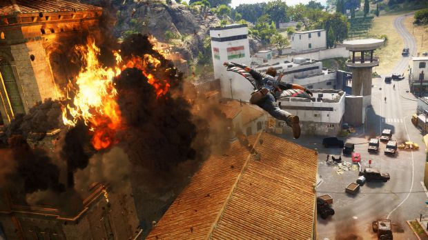 Just Cause 3 XL v1.05 PC Crack