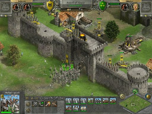 Knights of Honor PC Crack