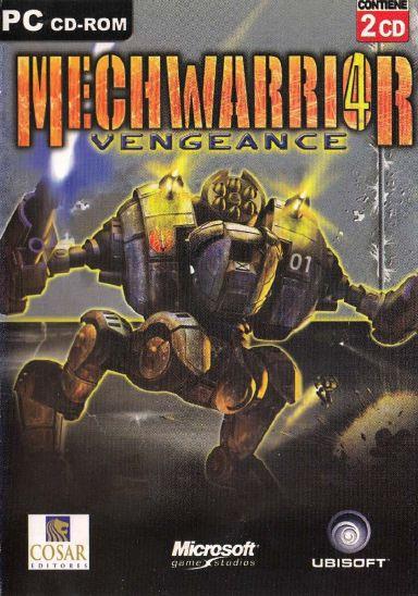 MechWarrior 1 + 2 + 3 + 4 Free Download