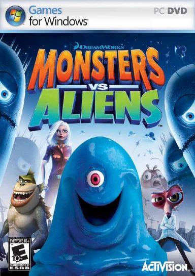 Monsters vs. Aliens Free Download
