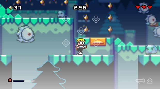 Mutant Mudds Deluxe PC Crack