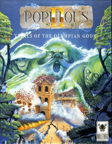Populous 2: Trials of the Olympian Gods Free Download