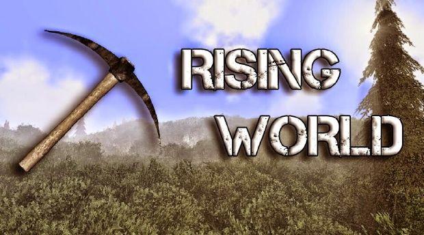 Rising World v0.9.6 free download