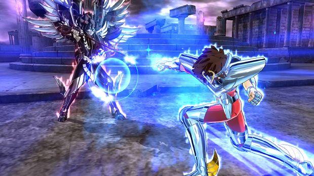 Saint Seiya: Soldiers' Soul PC Crack