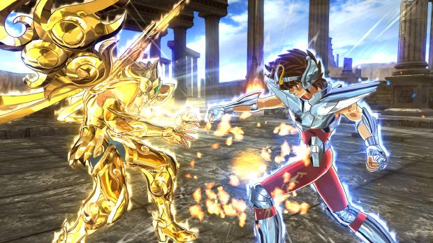 Saint Seiya: Soldiers' Soul Torrent Download
