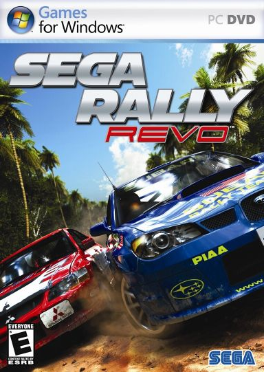 скачать sega rally revo pc торрент
