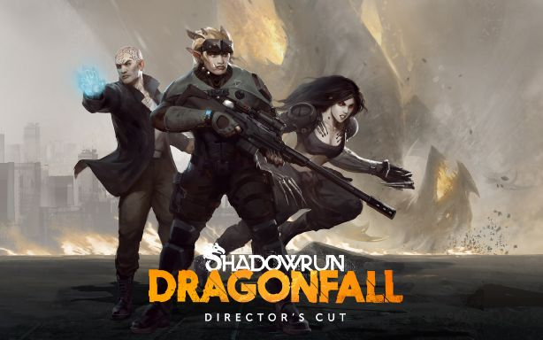 Shadowrun: Dragonfall Director's Cut Free Download