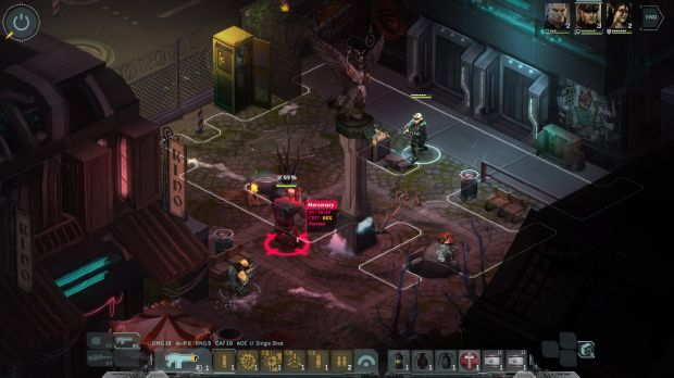 Shadowrun: Dragonfall Director's Cut PC Crack