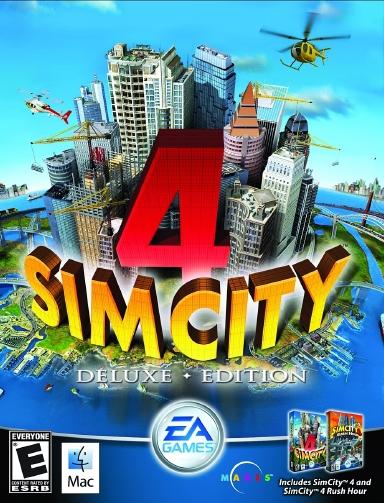 Simcity  Rush Hour Building List