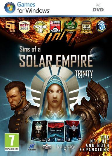 Sins of a Solar Empire: Trinity Free Download