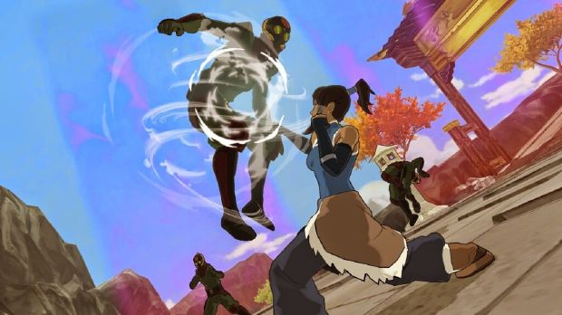 The Legend of Korra Torrent Download