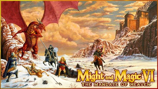 Might and Magic VI: The Mandate of Heaven Free Download