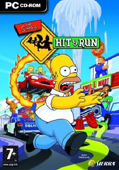 The Simpsons: Hit & Run Free Download