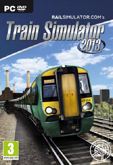 Train Simulator 2013 Deluxe Free Download