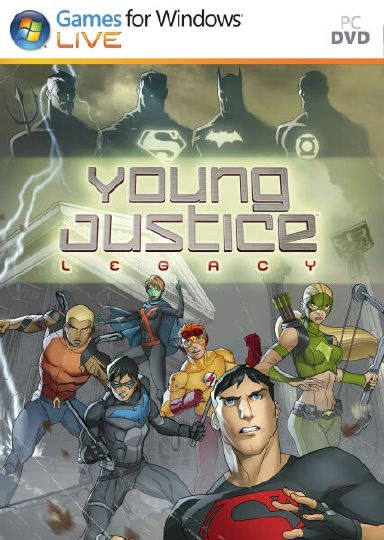 Young Justice: Legacy Free Download