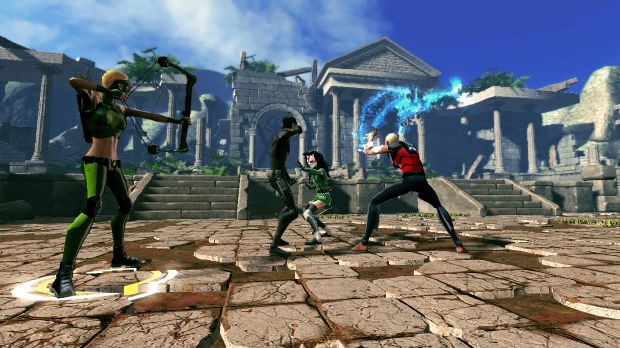 Young Justice: Legacy Torrent Download