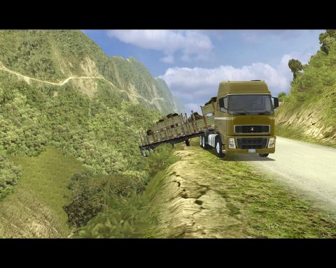 18 Wheels of Steel: Extreme Trucker Torrent Download