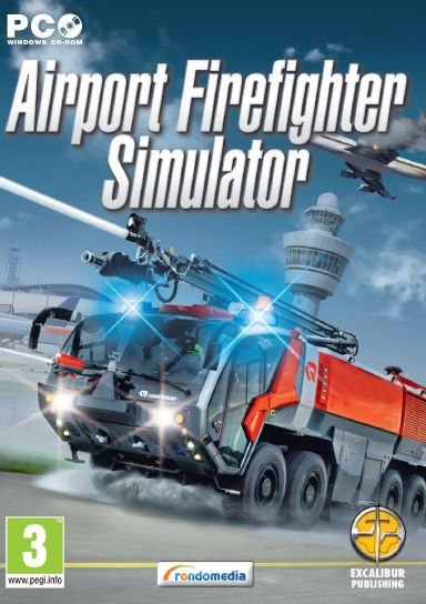 Airport Firefighters - The Simulation Free Download