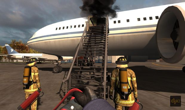 Airport Firefighters - The Simulation Free Download (v1 11) « IGGGAMES