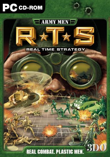 Army Men RTS Free Download « IGGGAMES