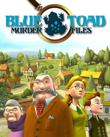 Blue Toad Murder Files: The Mysteries of Little Riddle Free Download