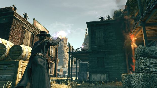 Call of Juarez: Bound in Blood PC Crack