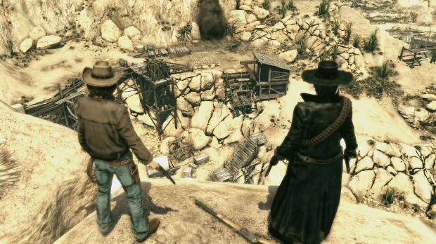 Call of Juarez: Bound in Blood Torrent Download