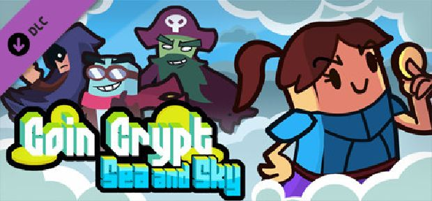 Coin Crypt: Sea and Sky Free Download