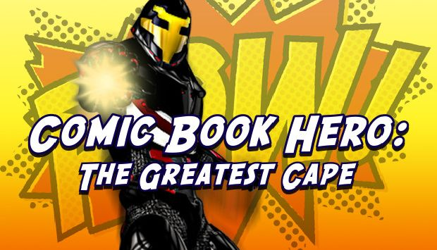 Comic Book Hero: The Greatest Cape Free Download