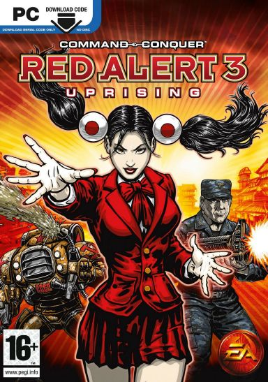 Command & Conquer: Red Alert 3 - Uprising Free Download