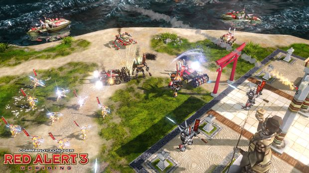 Command & Conquer: Red Alert 3 - Uprising PC Crack