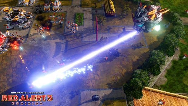 Command & Conquer: Red Alert 3 - Uprising Torrent Download