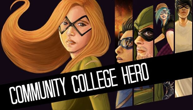 Community College Hero: Trial by Fire Free Download