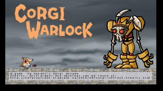 Corgi Warlock Free Download