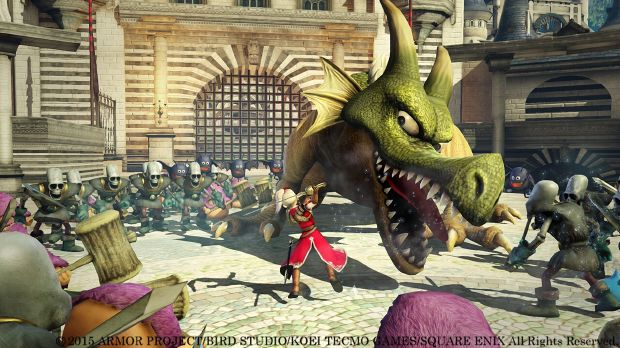 DRAGON QUEST HEROES Slime Edition PC Crack
