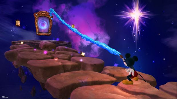 Disney Epic Mickey 2: The Power of Two PC Crack