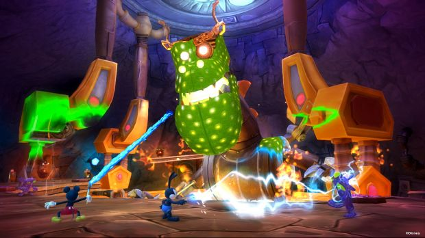 Disney Epic Mickey 2: The Power of Two Torrent Download